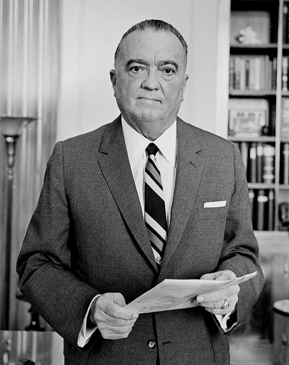 J. Edgar Hoover used the FBI to investigate the perceived Communist threat, resulting in thousands of government workers losing their jobs.  In most cases the identity of informers was kept secret, meaning that they could not be cross-examined.