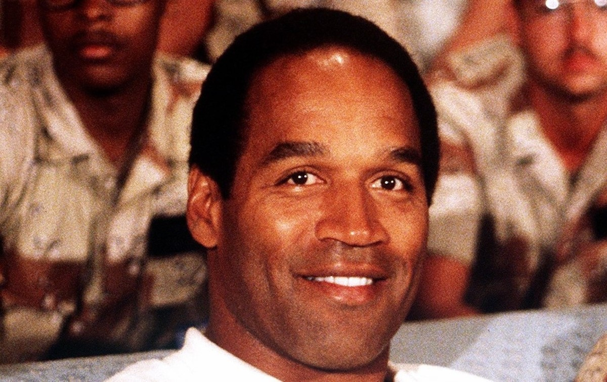 O.J.Simpson (born July 9 1947) is a former American football player