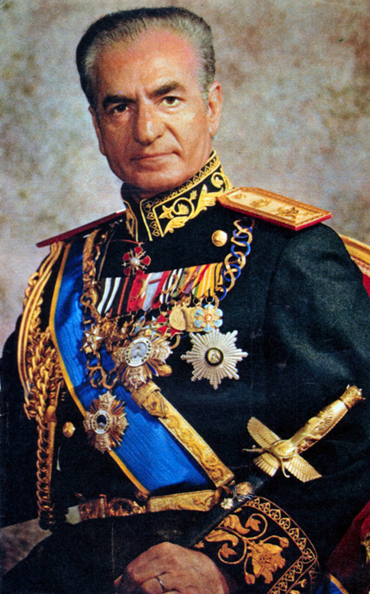 It is all well and good to have a friendly dictator ally, such as the Shah of Iran, but what happens when they're overthrown?