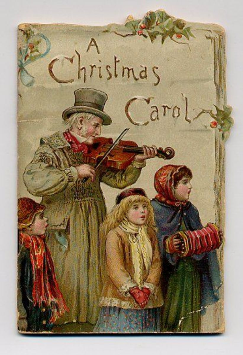 A Christmas Poem by William Wordsworth: 'Minstrels'