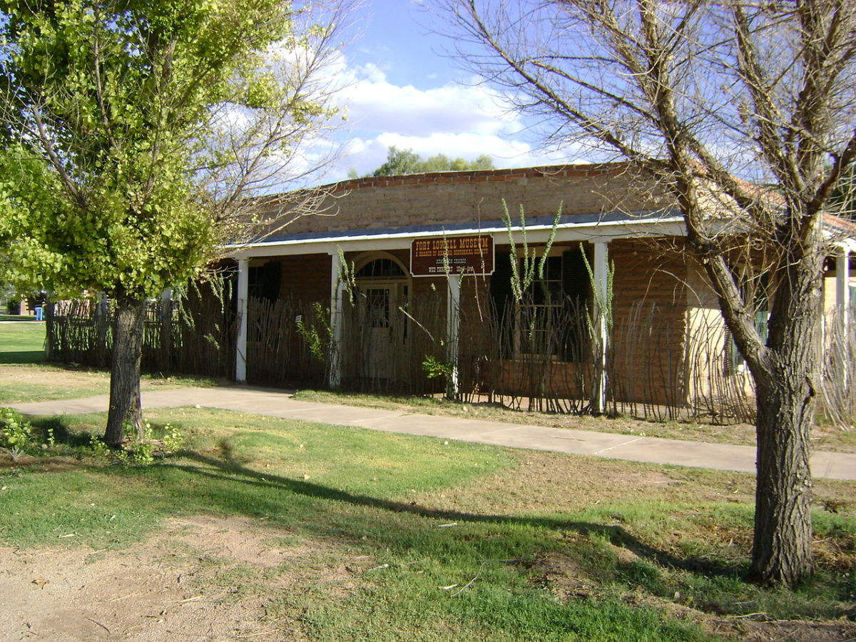 Fort Lowell Museum in Tucson, Arizona