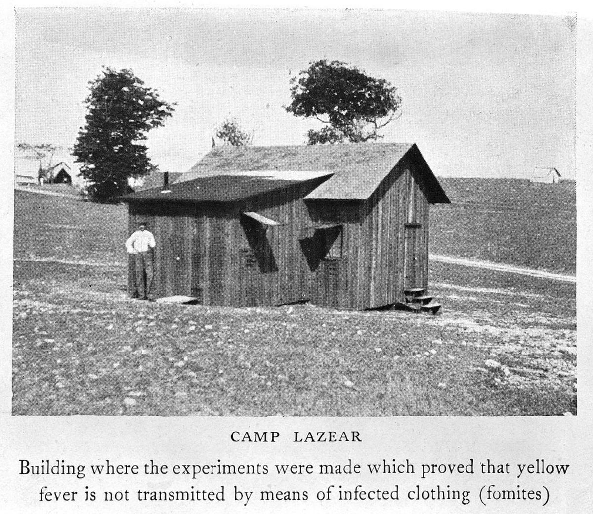 Camp Lazear