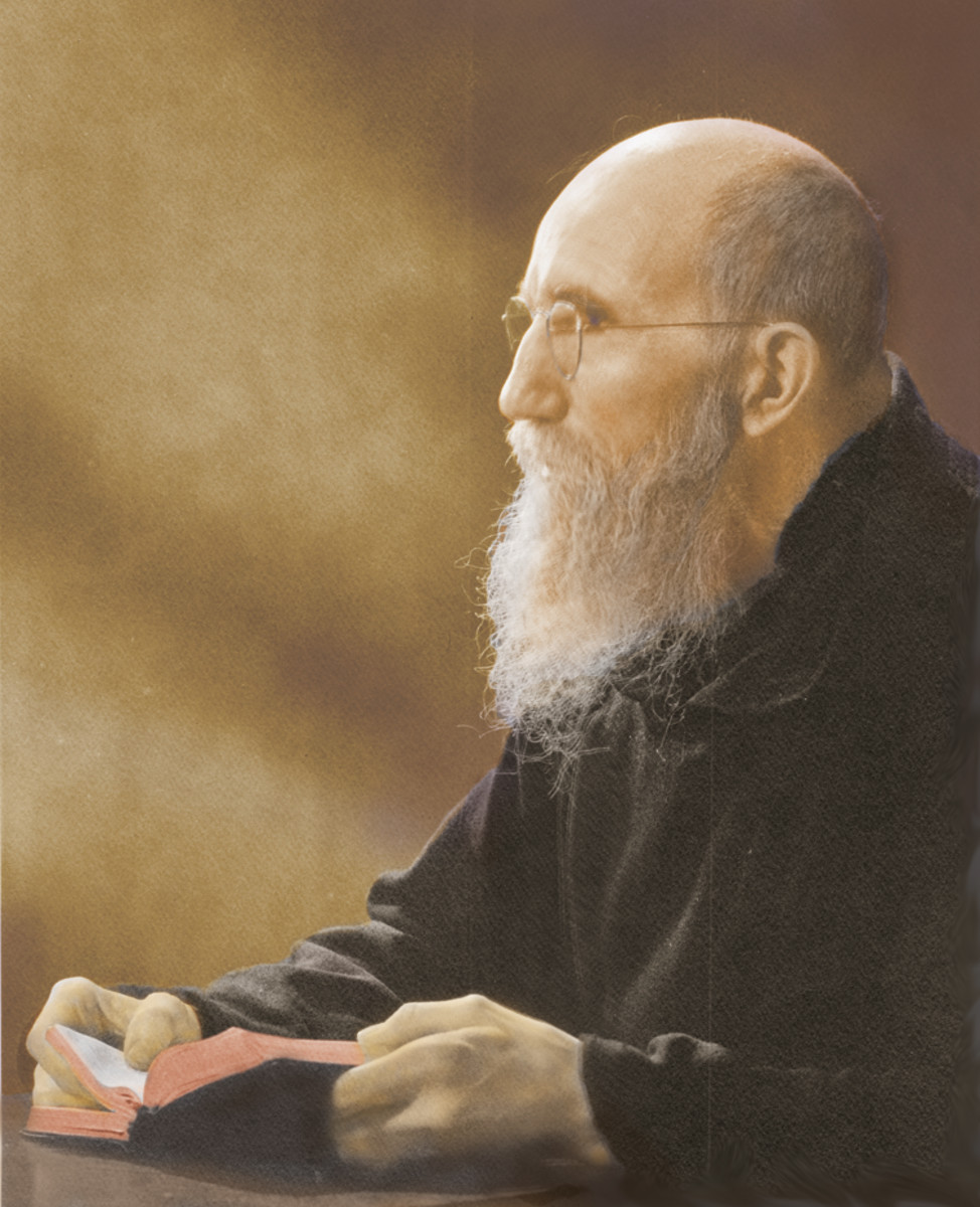 The noble profile of Blessed Solanus Casey