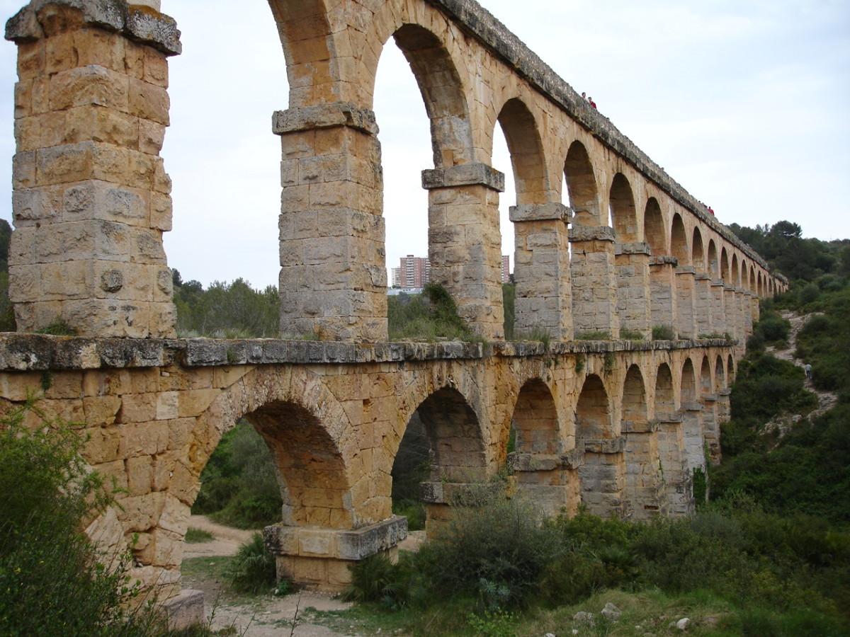 Roman Aqueduct at Tarraco
