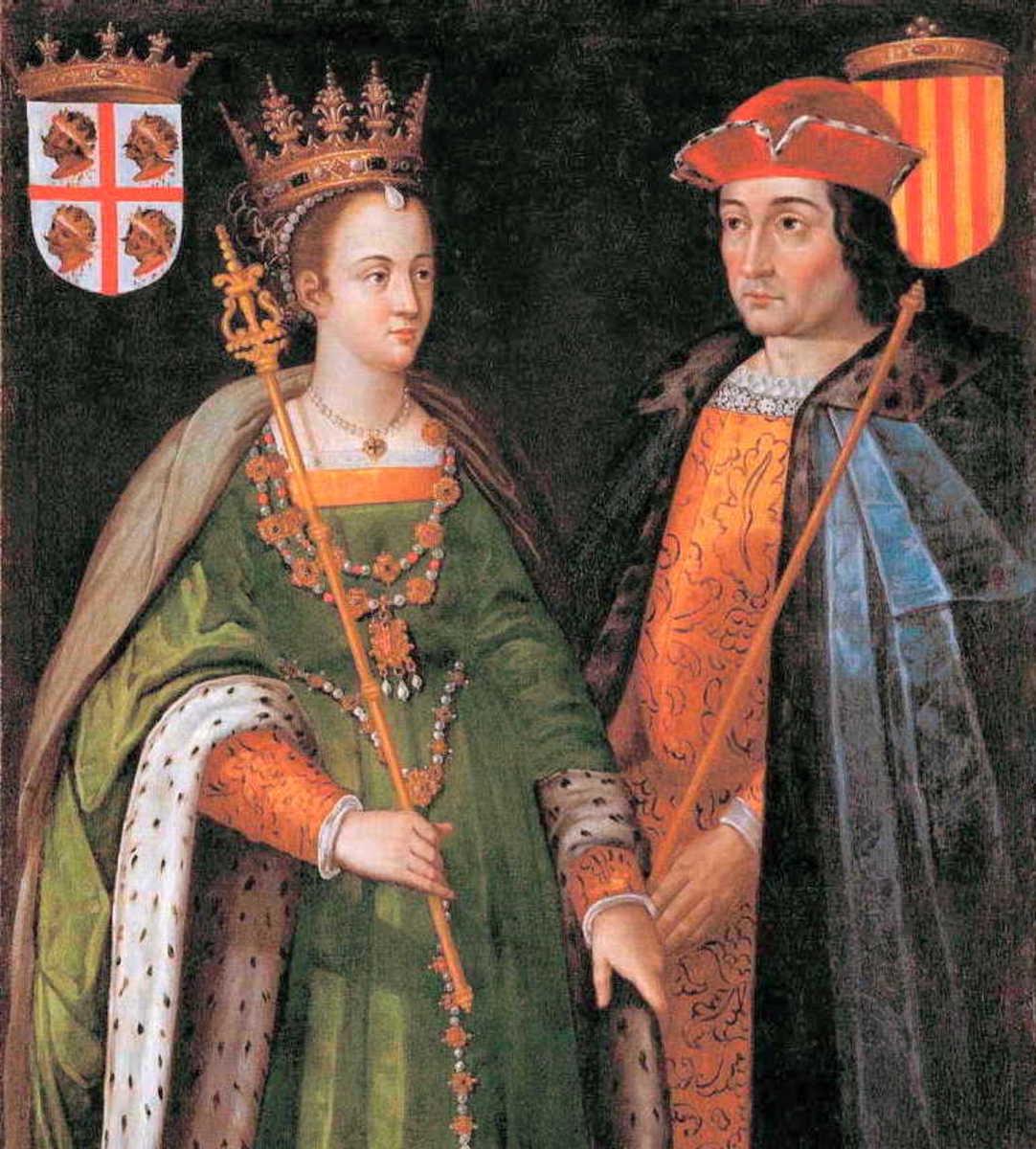 Count of Barcelona and Countess of Aragon