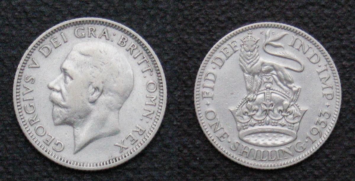 1933 shillings