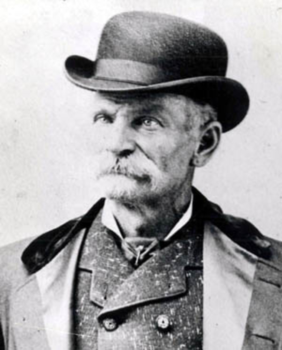 Charles Boles, the well-dressed man about town.