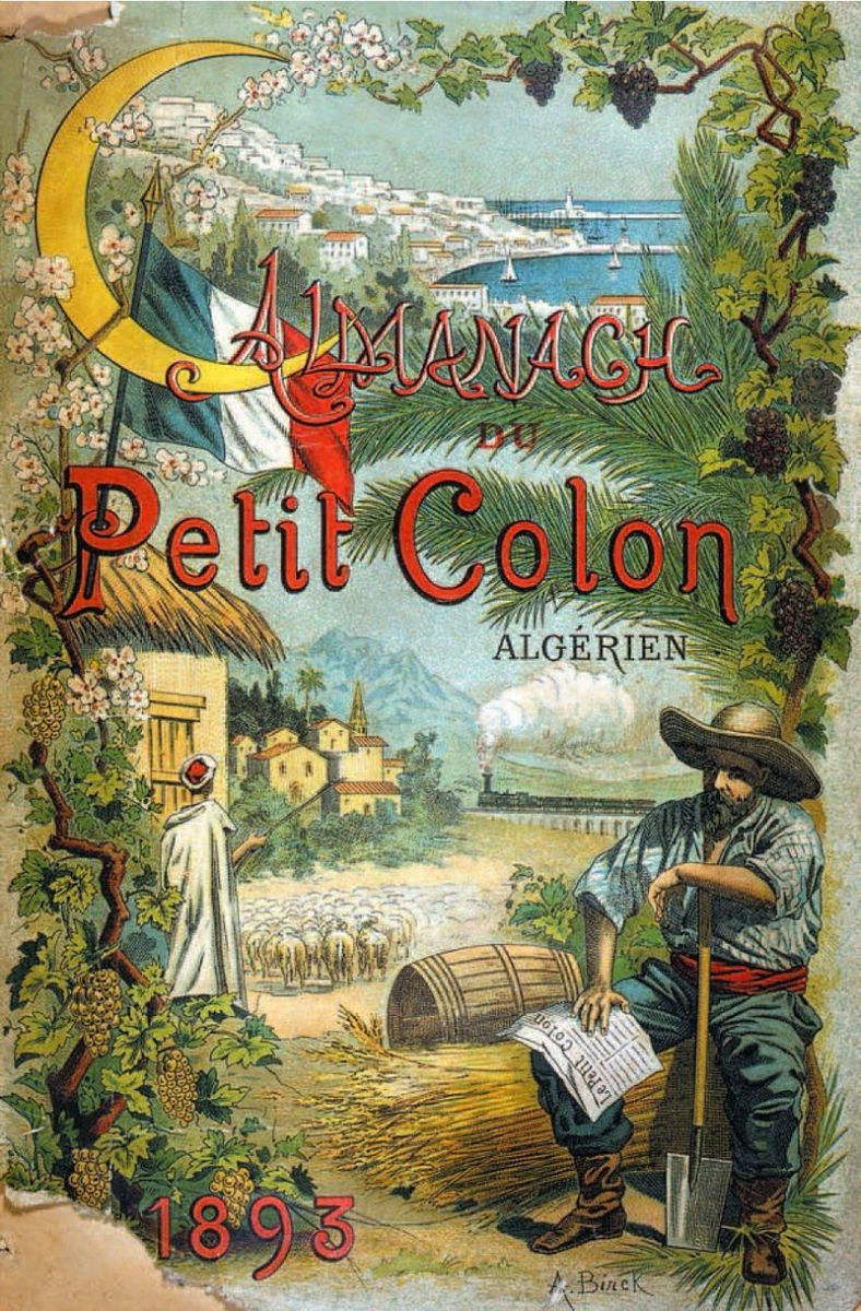 Petit colons, not wealthy enough to be large land-owners or merchants, but still independent, were in fierce competition with the Algerians economically which resulted in intense rivalries.