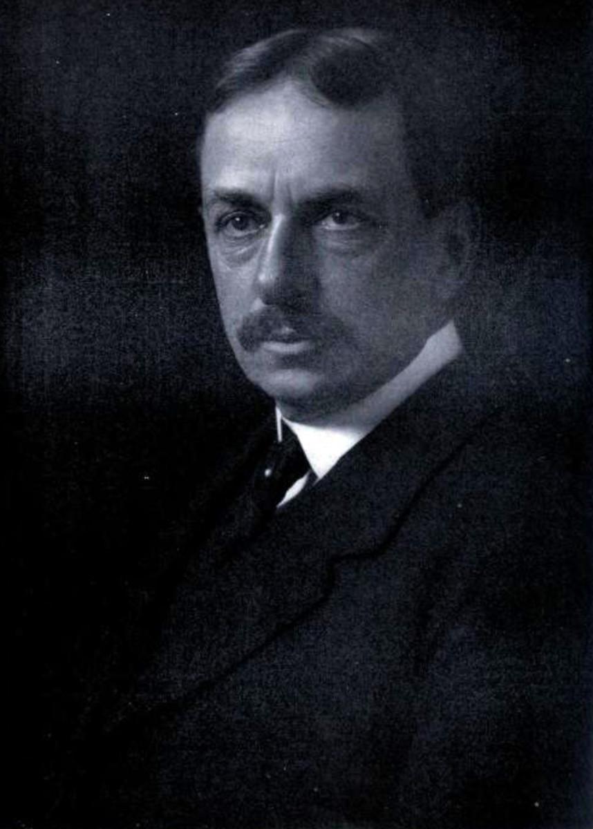 Henry Fairfield Osborn.