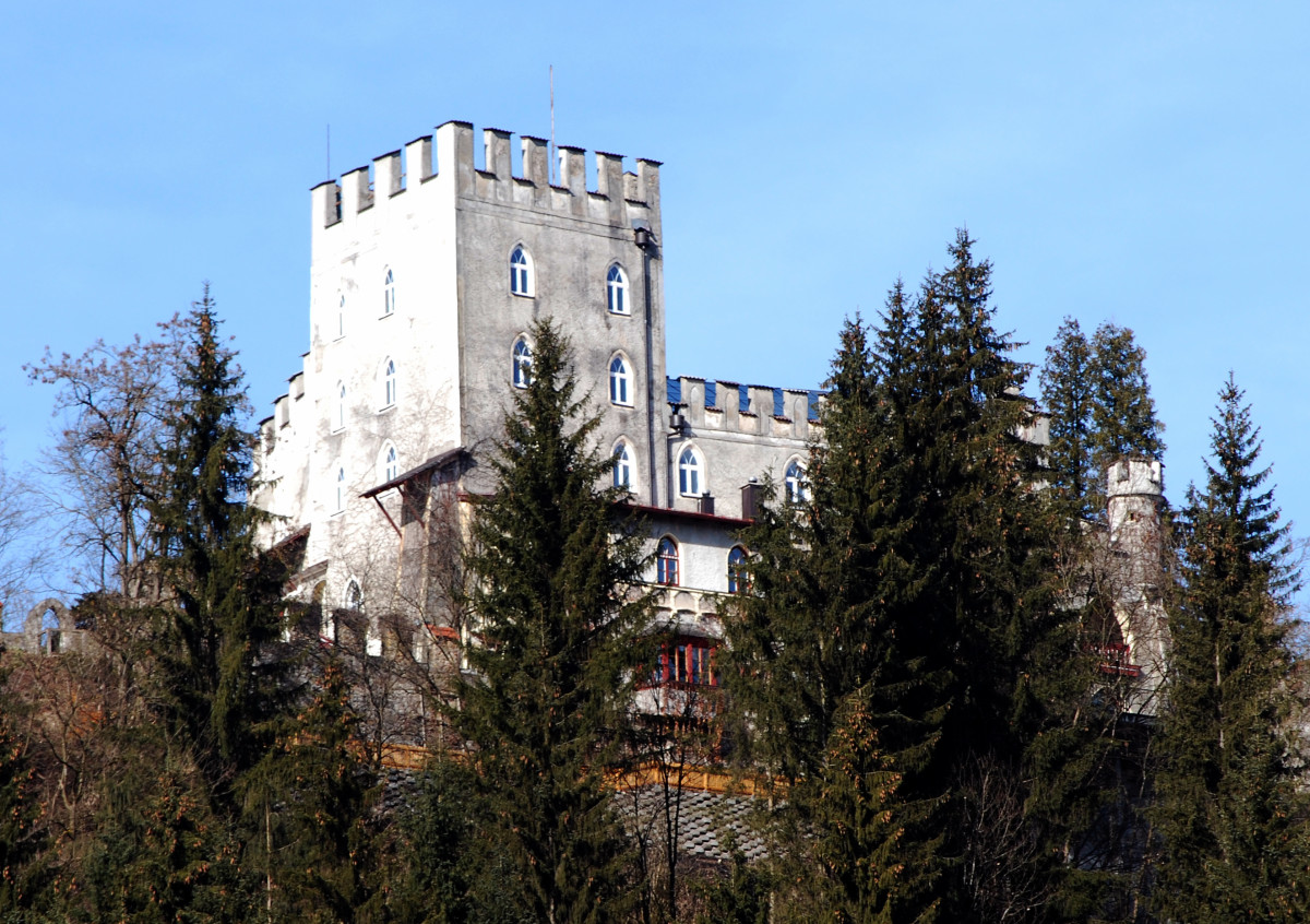 Defense of Castle Itter