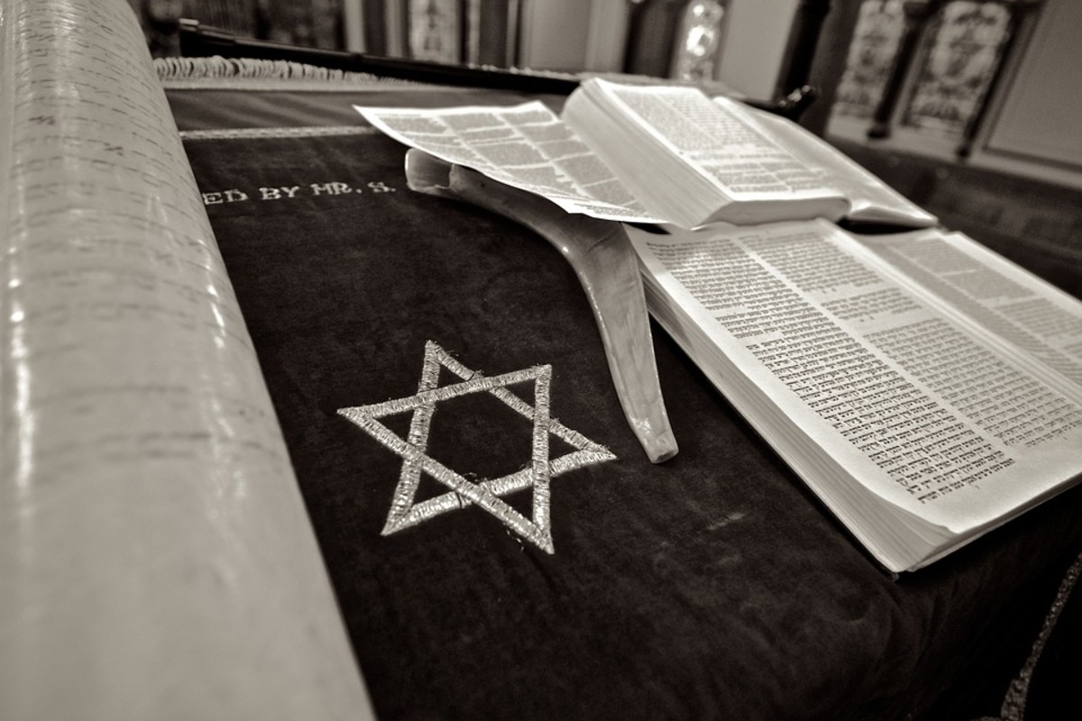 The Torah has much in common with the holy books of the other Abrahamic religions.