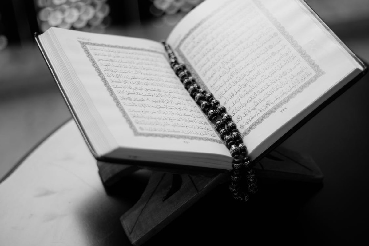 The Koran offers a similar moral code to the Torah and the Bible.