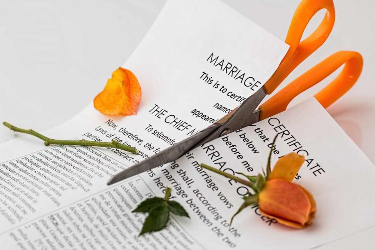 Divorce can affect the whole family.