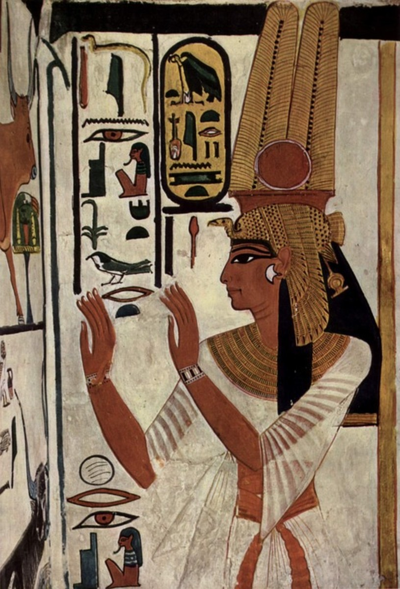 the-role-of-women-in-ancient-egypt