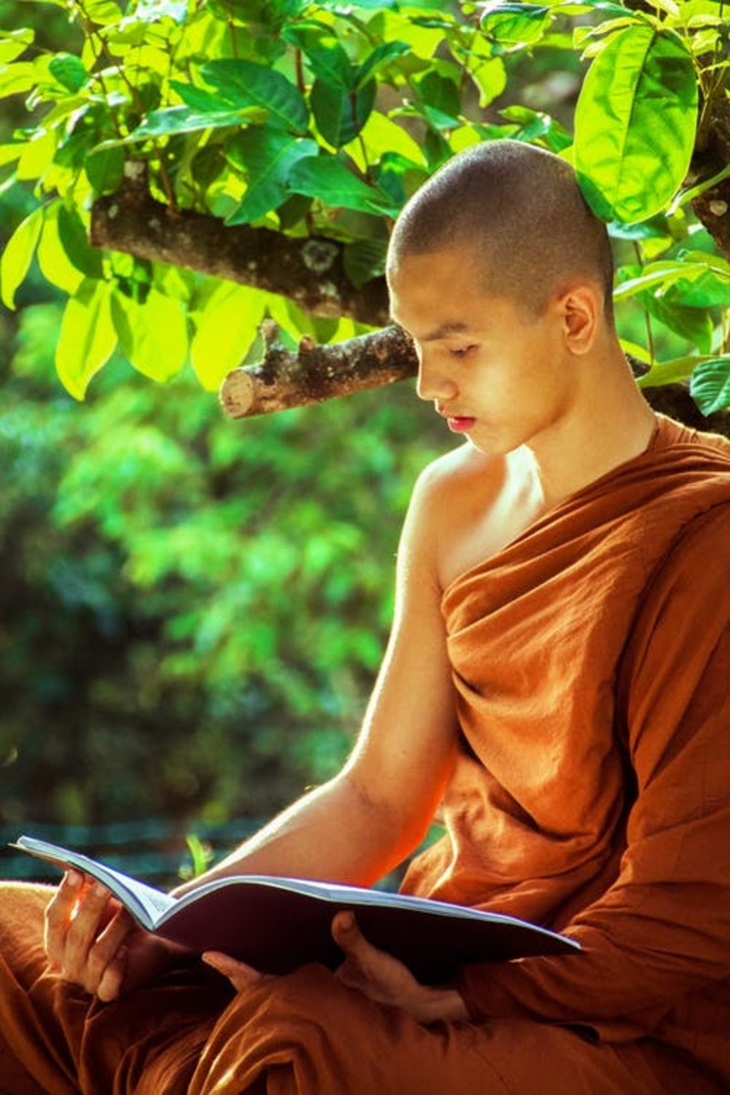In traditional Buddhism, one must study the Dharma in order to attain Nirvana.