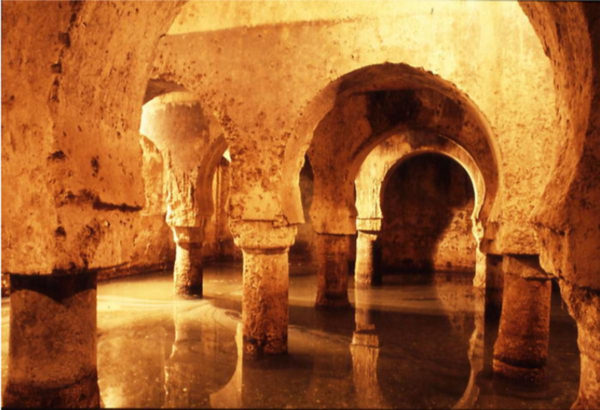 Figure 5: El Aljibe under the Palacio de las Veletas