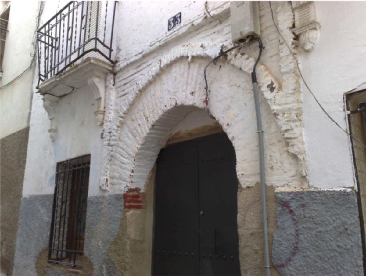 Figure 3: Caleros Street House number 33
