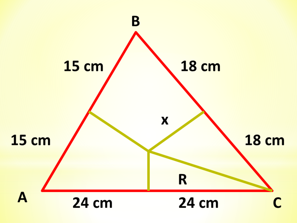 Bisector of a Triangle: Calculator Techniques for Circles and Triangles in Plane Geometry