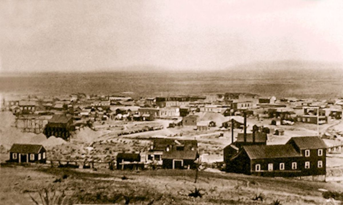 Tombstone, Arizona 1881