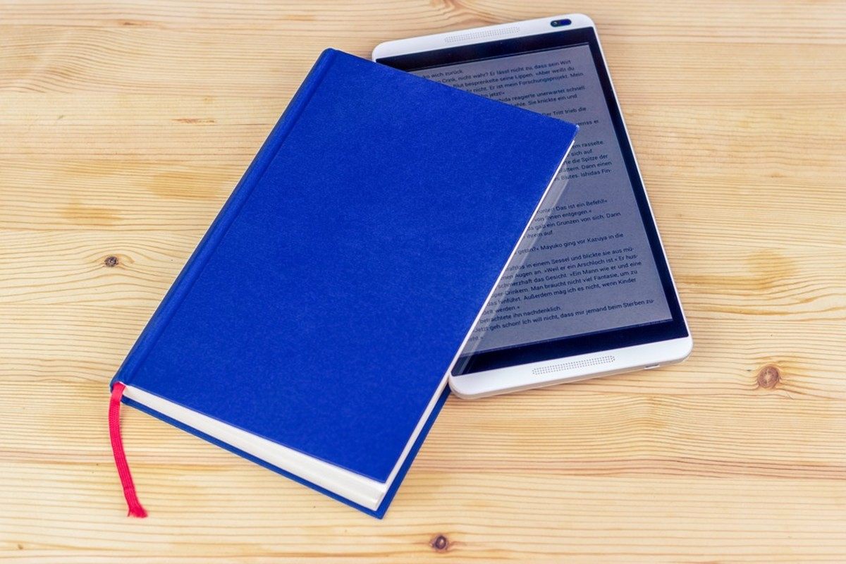 Unlike print books, eBooks borrowed from the library will never incur late fees.