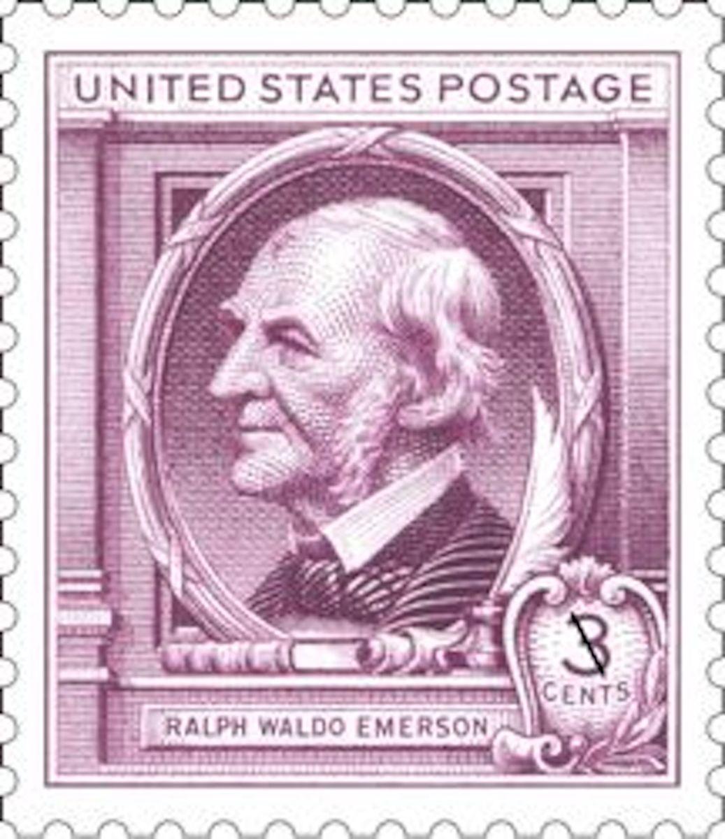 """Ralph Waldo Emerson's """"Good-bye"""""""