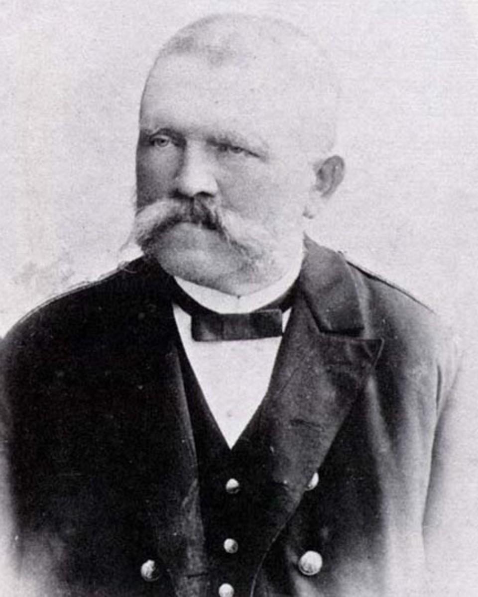 Alois Hitler (Hitler's Father)