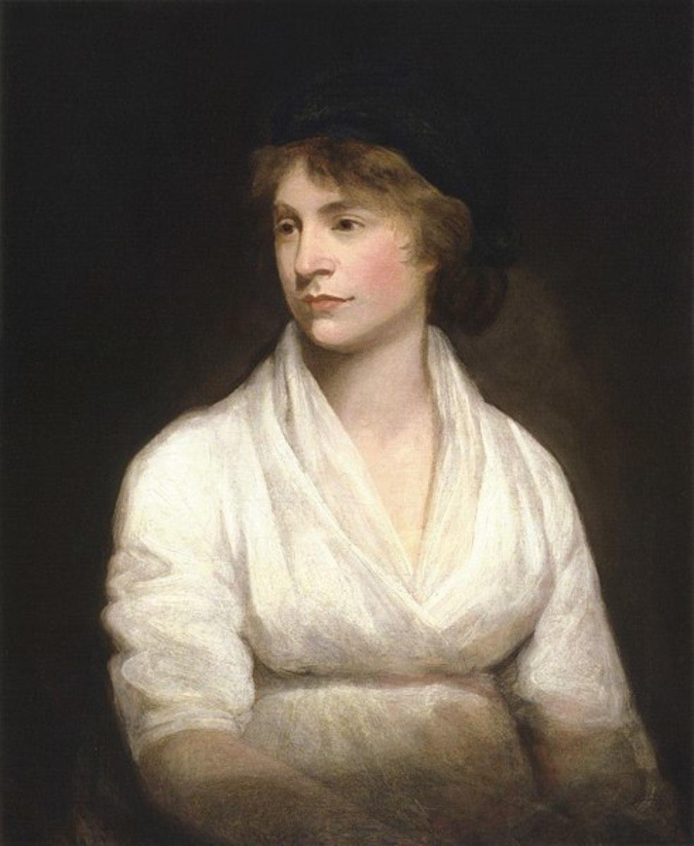 Mary Woolstonecraft.