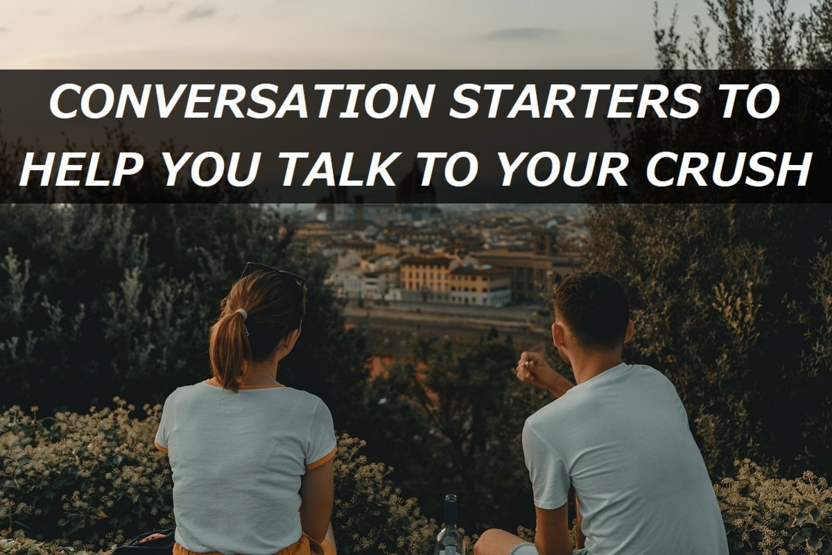Conversation Starters to Help You Talk to Your Crush