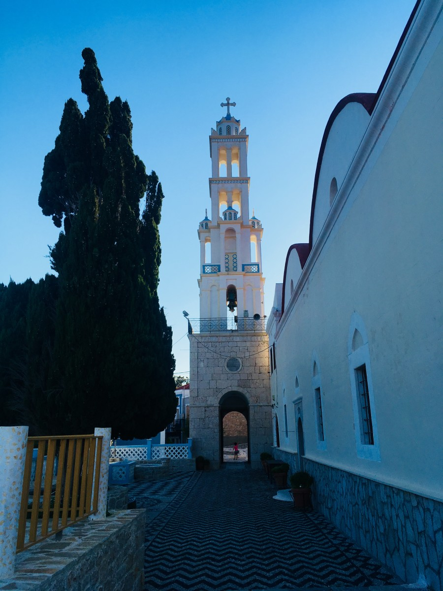 St Nicholas church, Halki