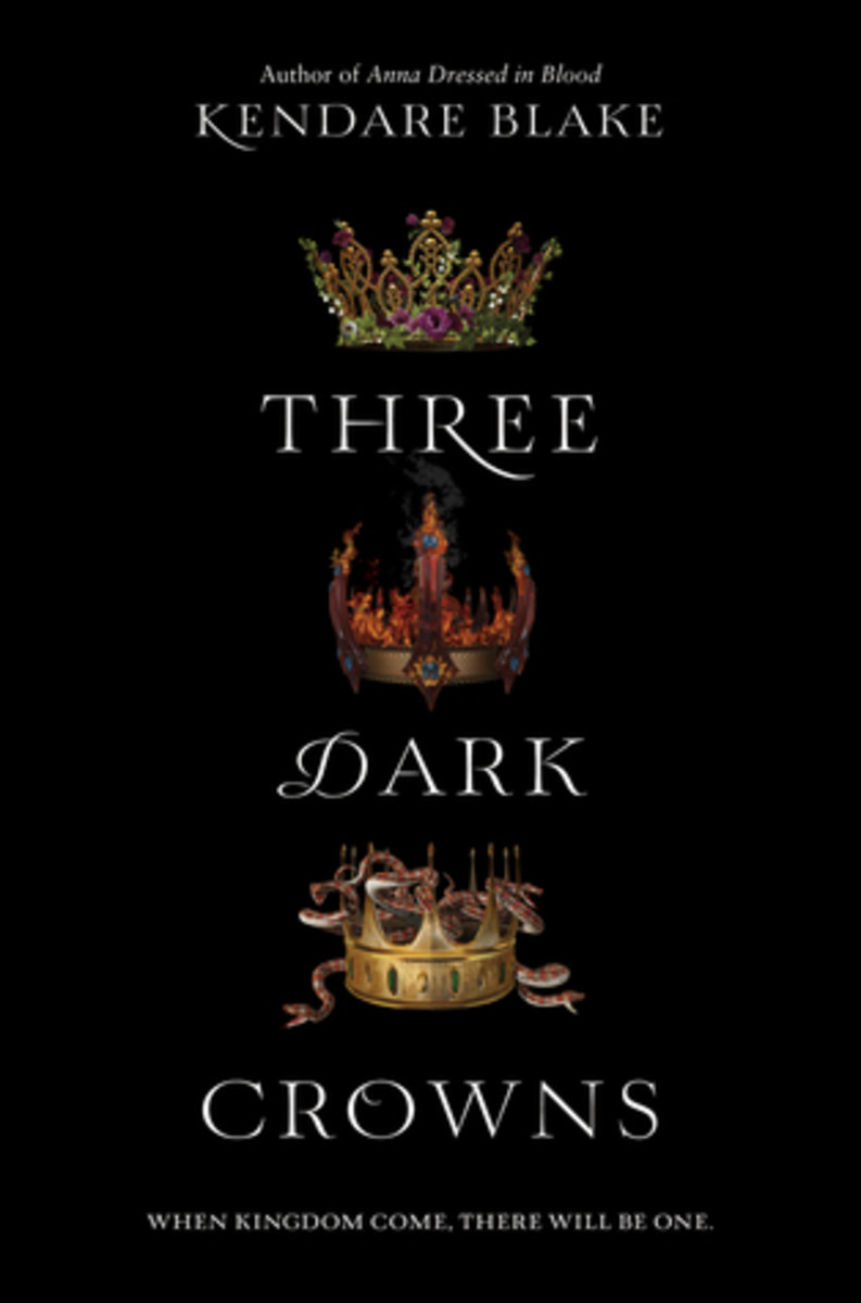 Three girls. Only one can become queen.