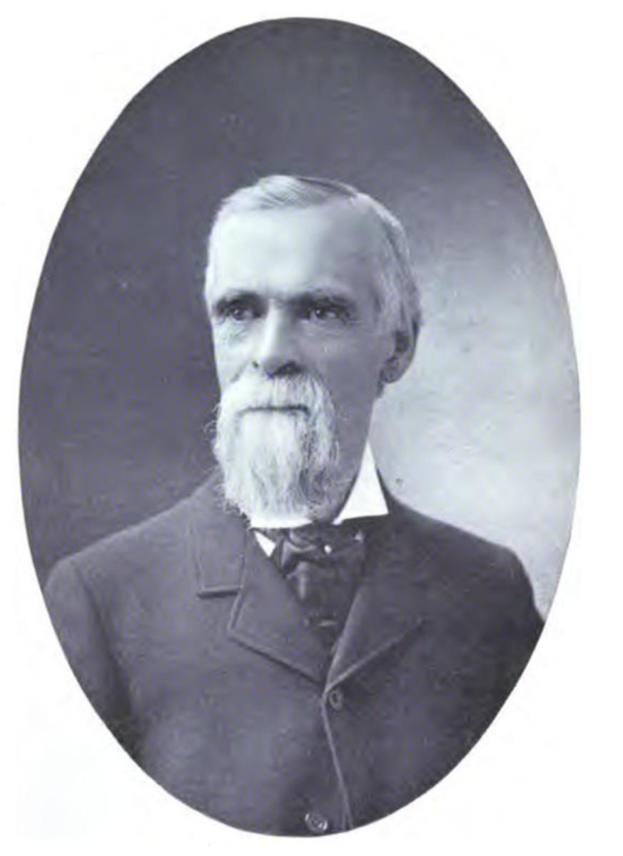 Dr. Edward Hooker Dewey.
