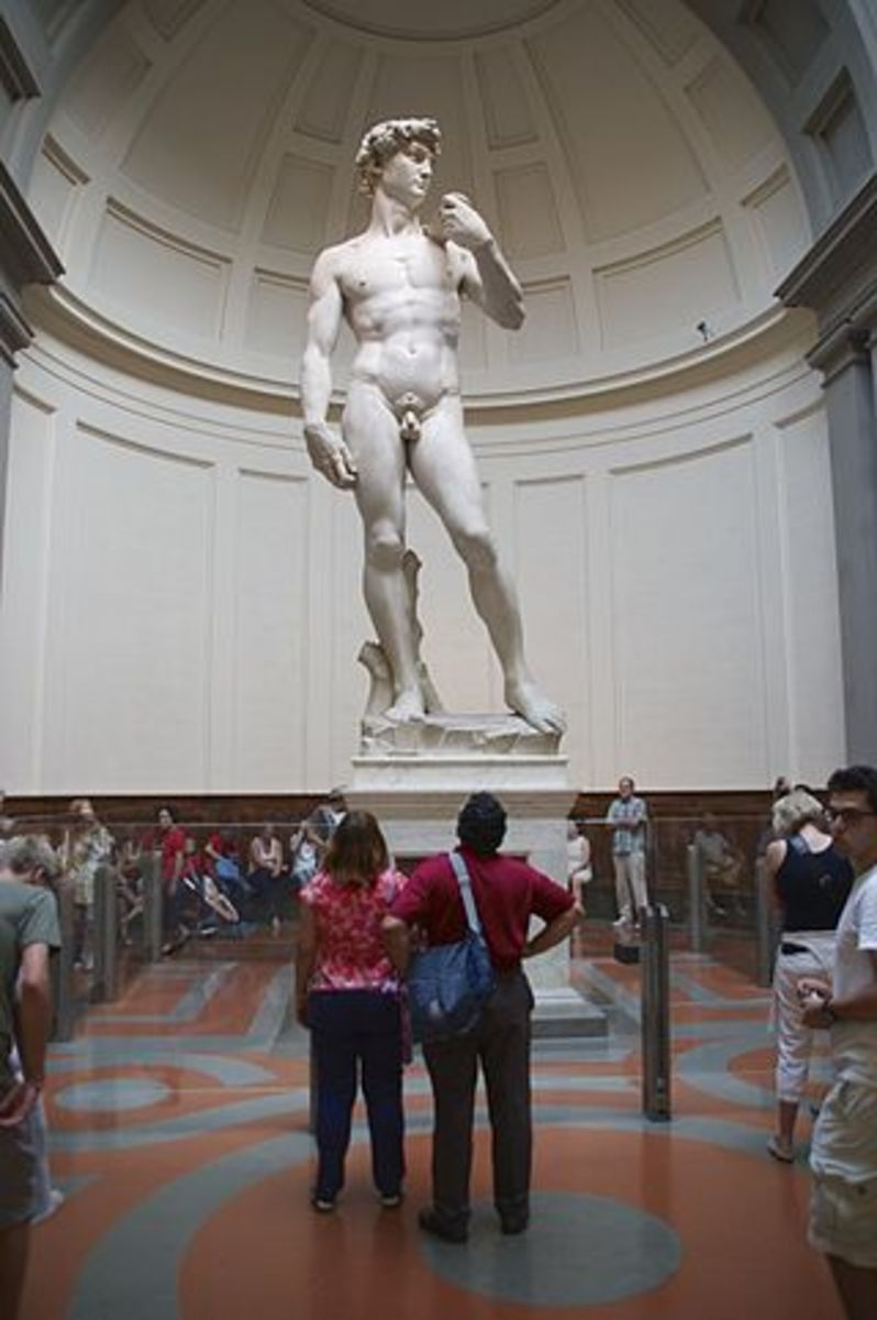 David by Michelangelo.