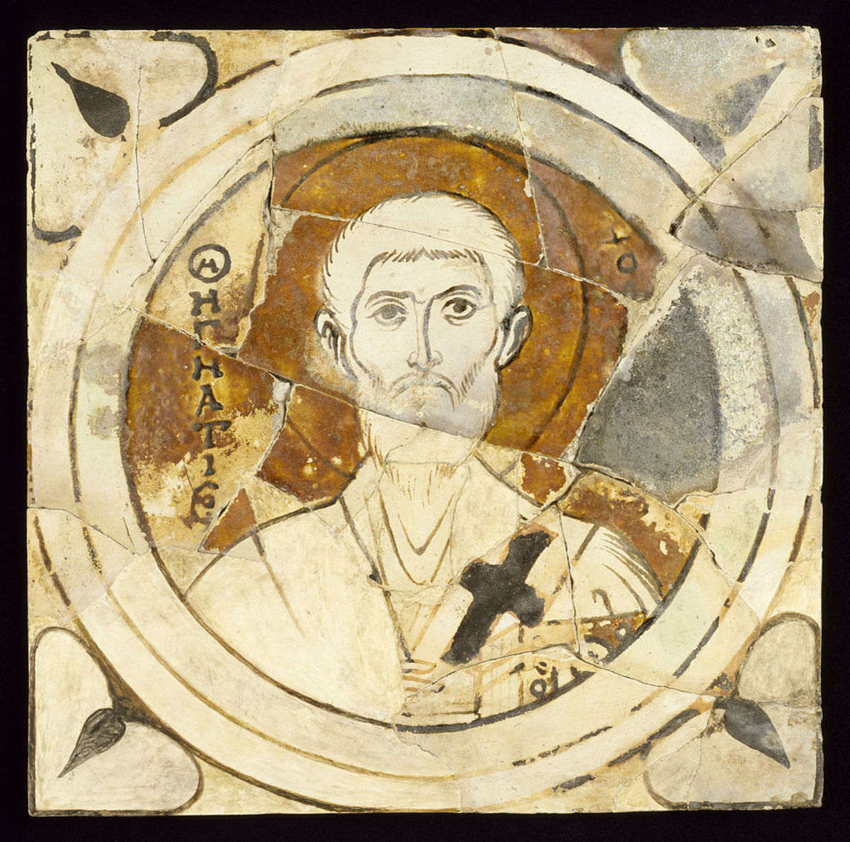 Ignatius of Antioch: It is Interesting that Ignatius of Antioch, writing c. 107A.D. made no mention of any bishop in Rome despite his emphases on obedience to the head elder in every other letter to the churches.