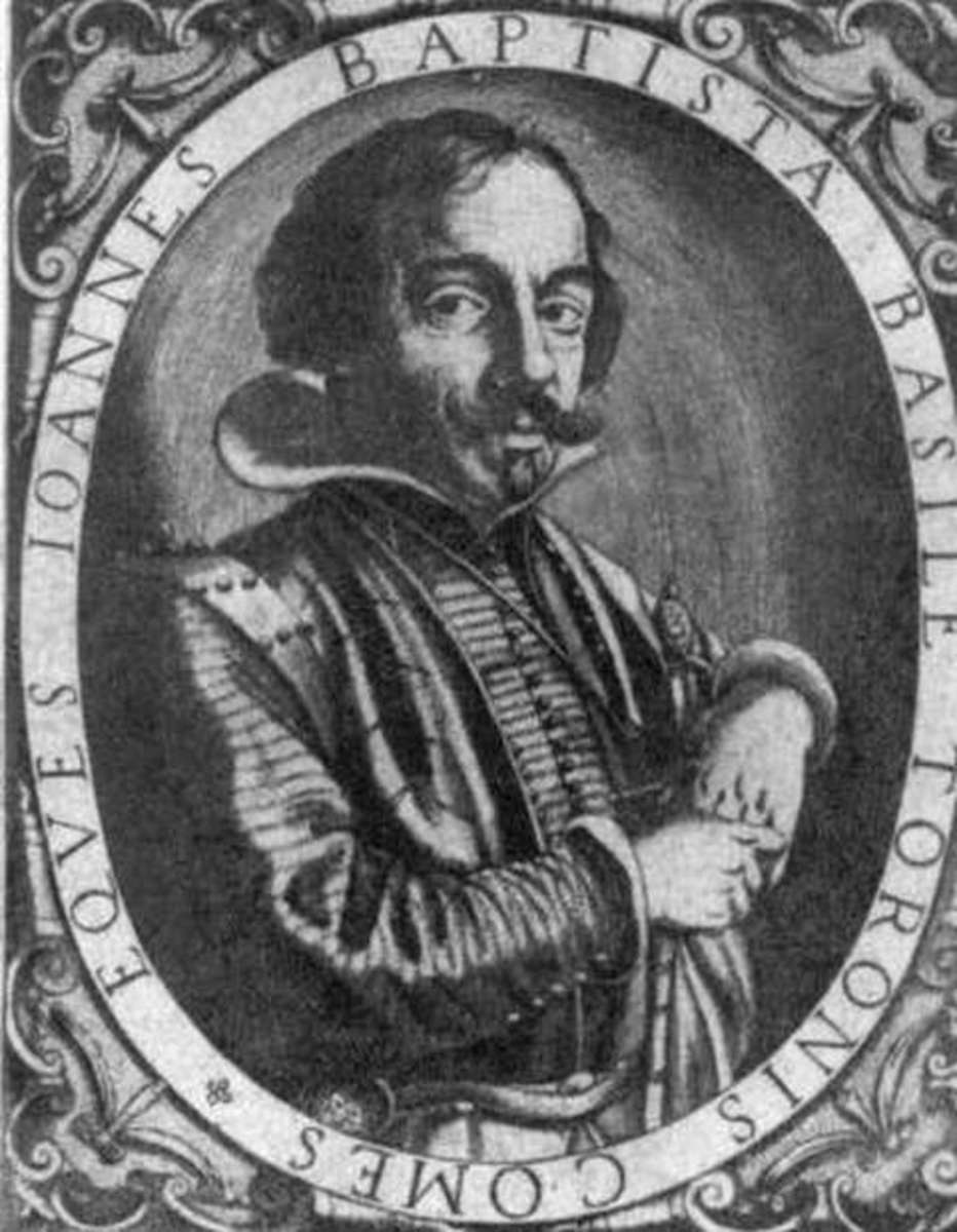 Pentamerone was written by Giambattista Basile (Giovan Battista).