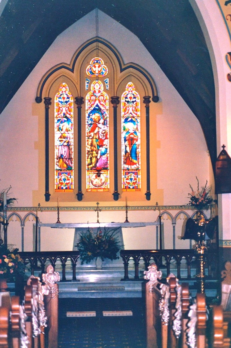 St. Mary the Virgin Church, Sunbury, Victoria, Australia.