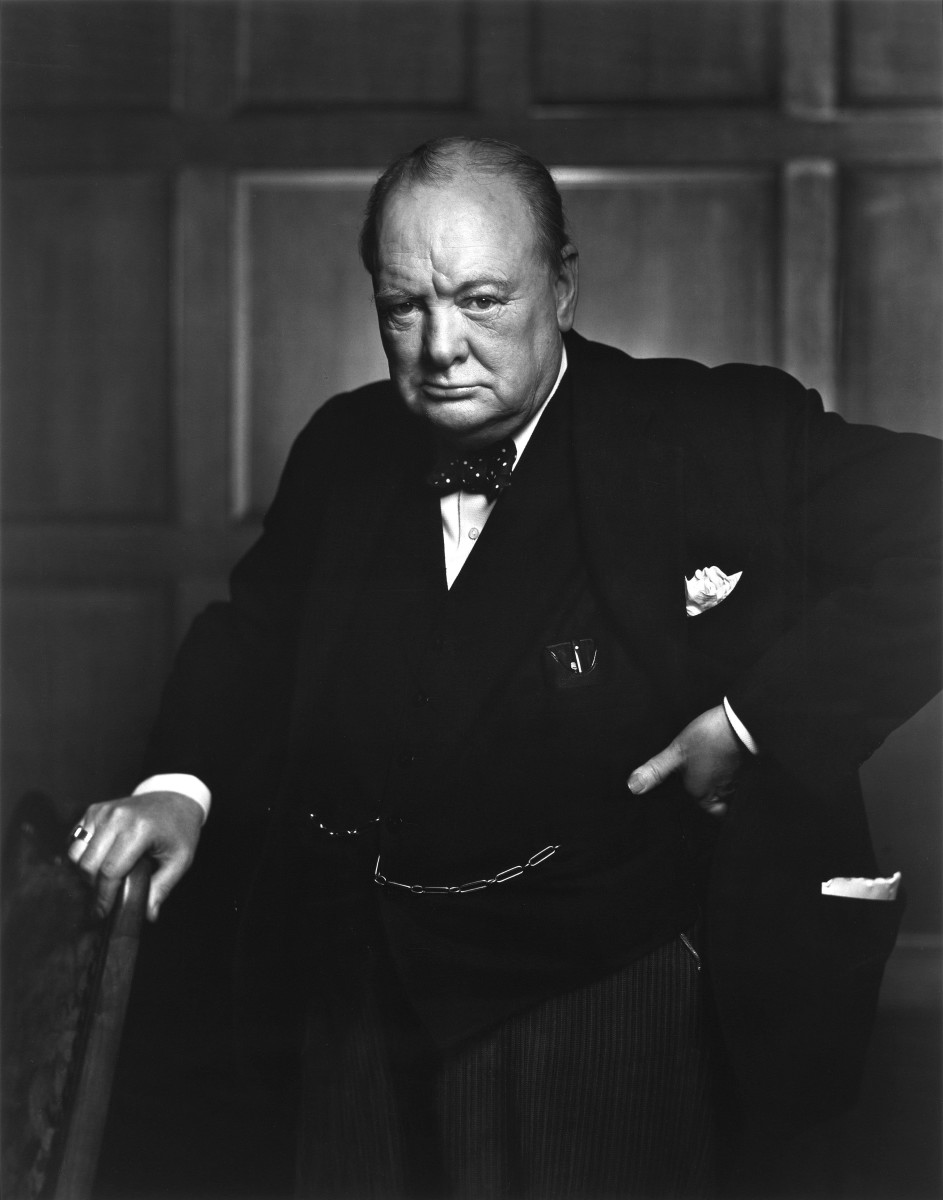 Dunkirk was an early trial for the new Prime Minister, Winston Churchill
