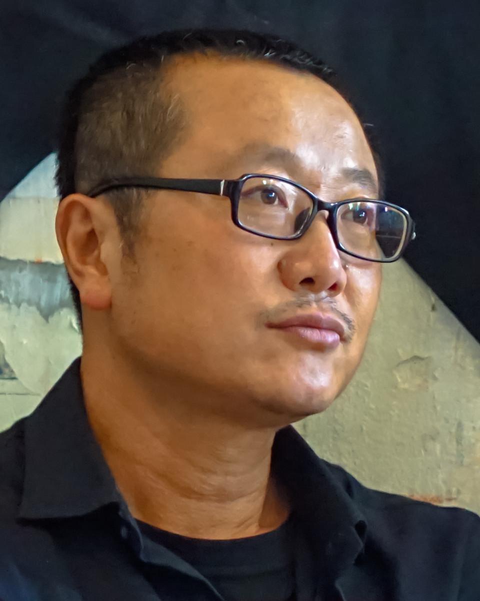 Geek Bar Tor authors event - Cixin Liu