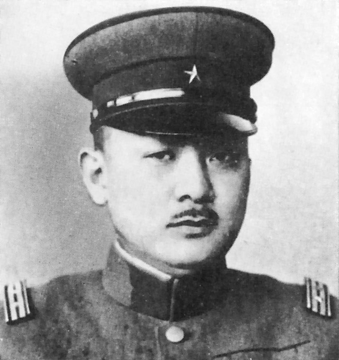 Japanese General Tadamichi Kuribayashi.