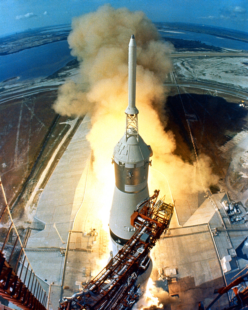 Apollo 11 did not cure hunger, but the U.S> Space Program resulted in medical miracles like kidney dialysis and other lifesaving technologies.