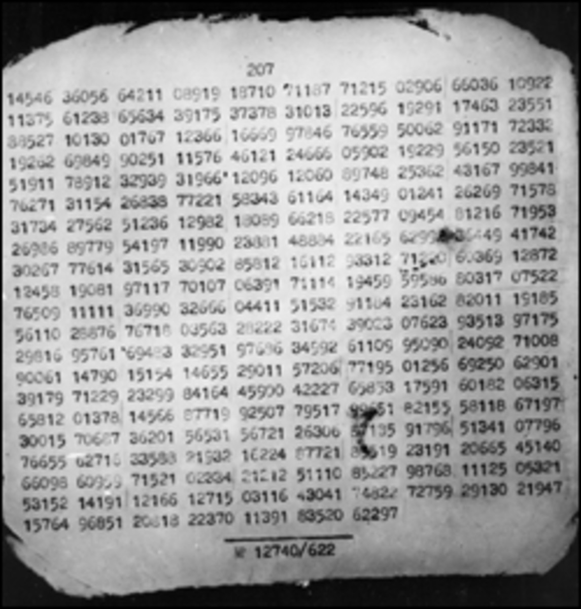 The code that baffled the experts.