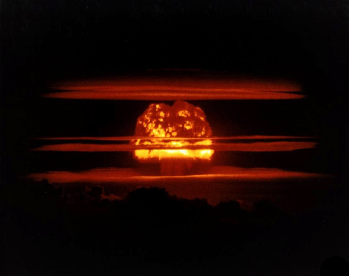 Top Ten Most Powerful Nuclear Bombs in History