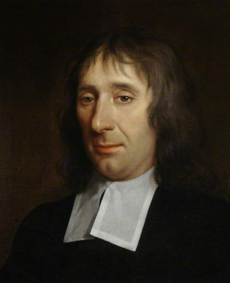 Reverend William Mompesson.