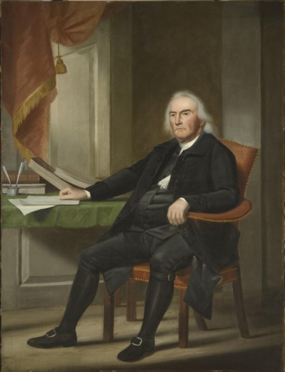 Abraham Davenport.
