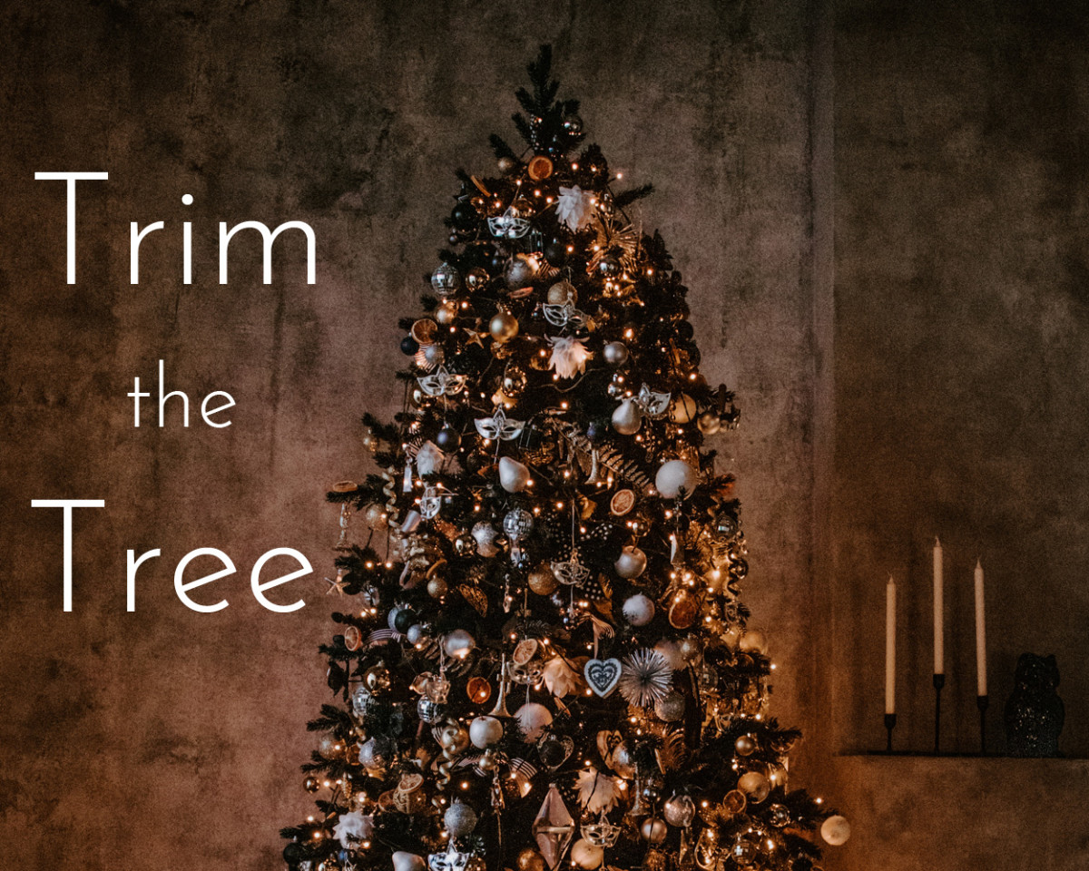 What does trim the tree mean?