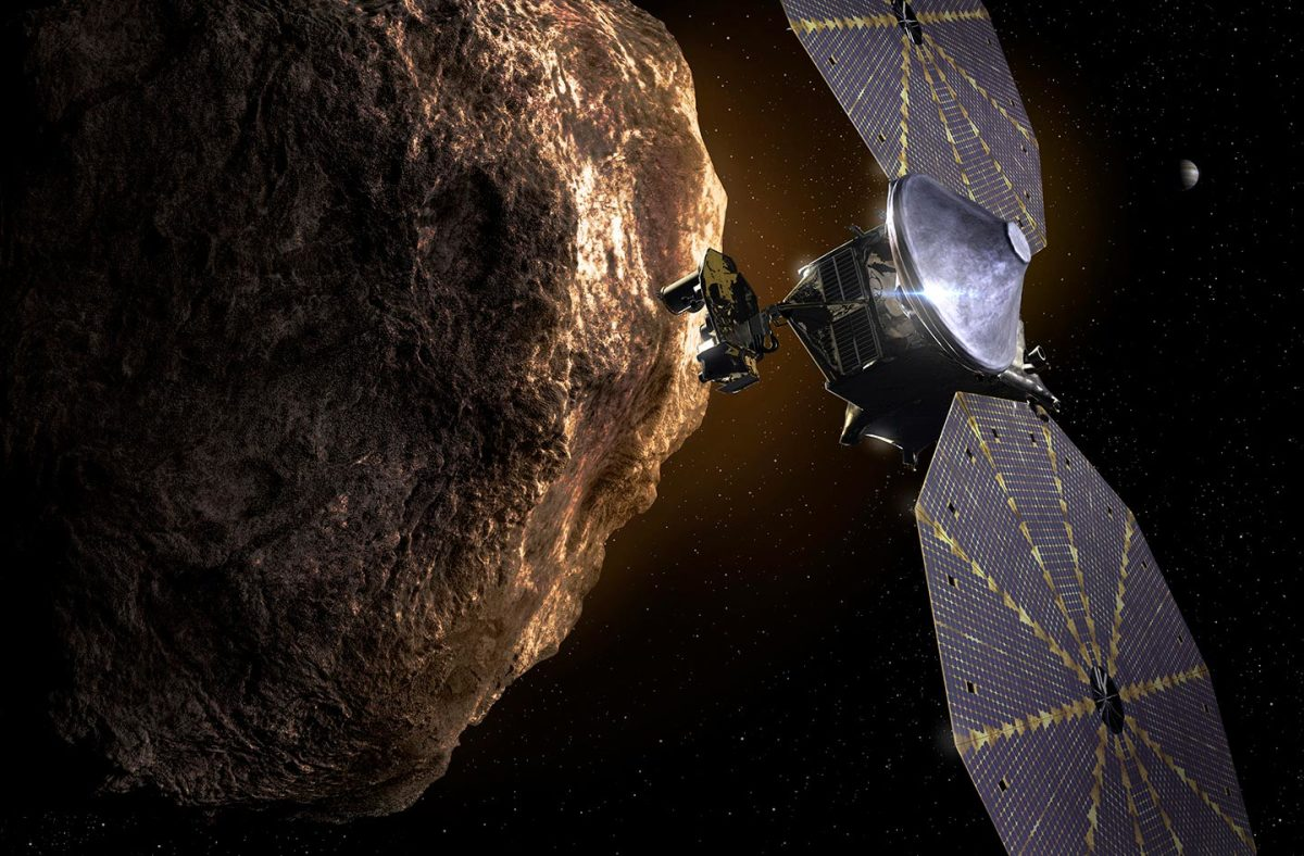 What Are Trojan Asteroids?