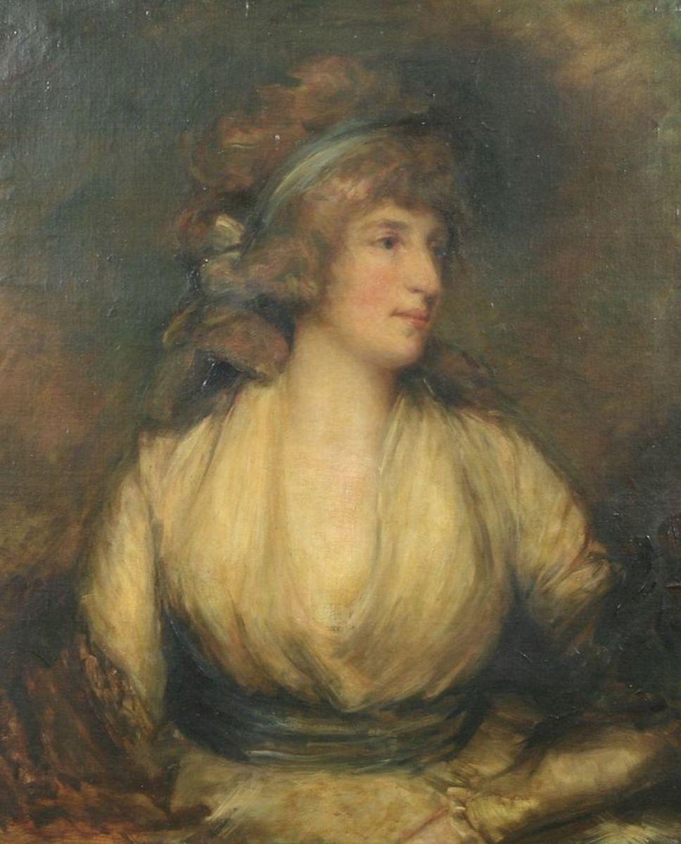 Maria Fitzherbert.