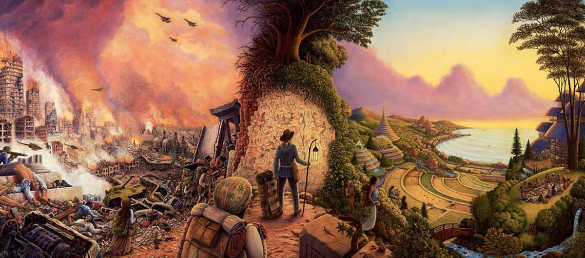 """New Pioneers"" by Mark Henson"