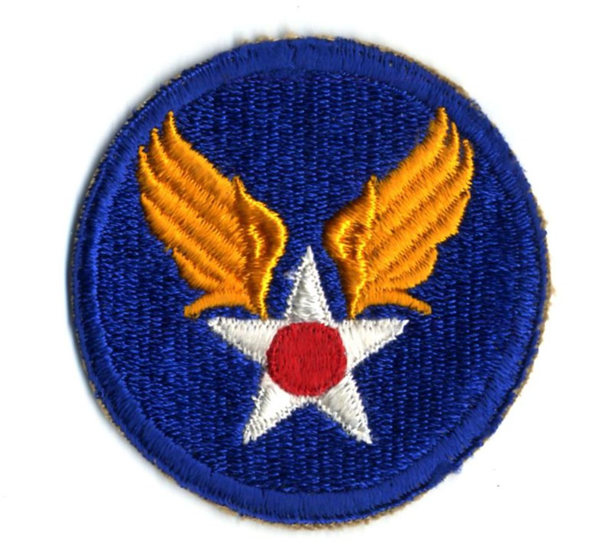 Shoulder sleeve insignia of the Army Air Forces (World War II).