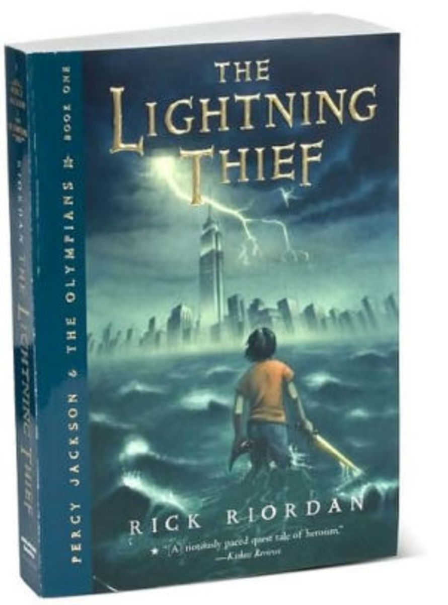 Anything by Rick Riordan… but be sure to start with his series Percy Jackson & The Olympians and The Kane Chronicles