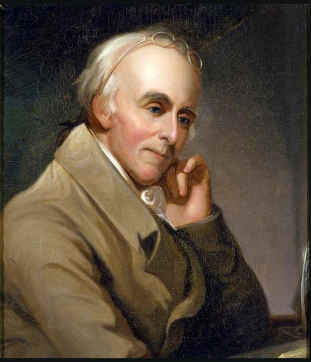 Dr. Benjamin Rush.